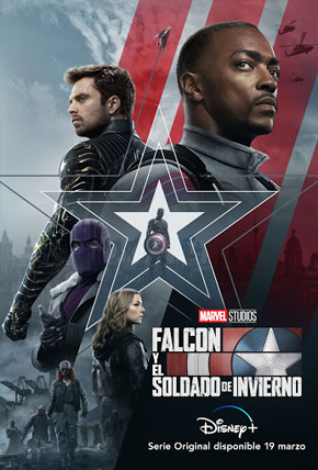 The Falcon and the Winter Soldier Temporada 1